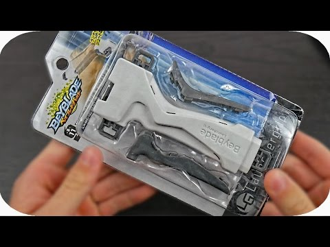 Video BEYBLADE BURST Launcher Grip (B-11) UNBOXING download in MP3, 3GP, MP4, WEBM, AVI, FLV January 2017