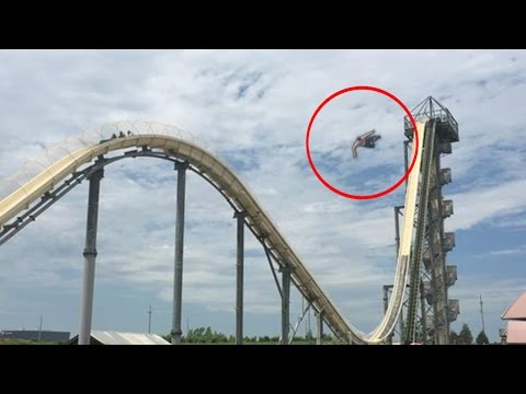 Video TOP 5 WATER SLIDE ACCIDENTS ( Theme Park Injuries ) download in MP3, 3GP, MP4, WEBM, AVI, FLV January 2017