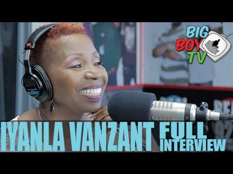 "Iyanla Vanzant on ""Iyanla Fix My Life"", Karrueche, And More! (Full Interview) | BigBoyTV"
