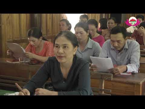 Xã Nam Sơn triển khai nhiệm vụ năm học 2020-2021.
