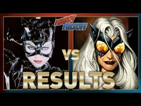Catwoman Vs Black Cat: Fanboy Faceoff Results
