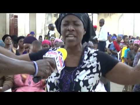 TESTIMONY: Sister Ebele Osaai was Healed From Breast Cancer