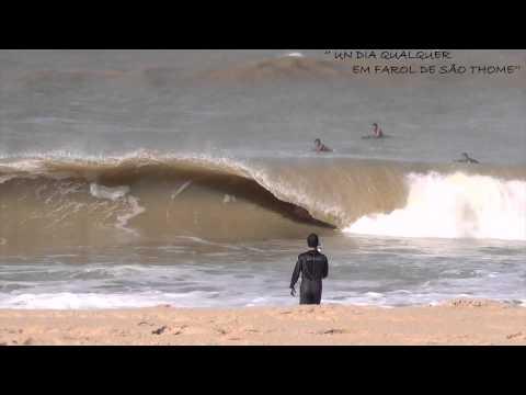 Bodyboarder Farol de São Thomé- HN Produção