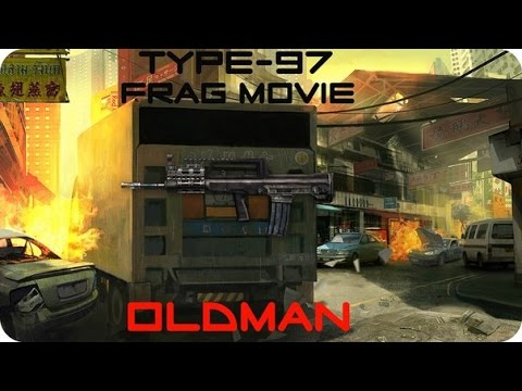 Warface Type 97 Frag Movie [Oldman]