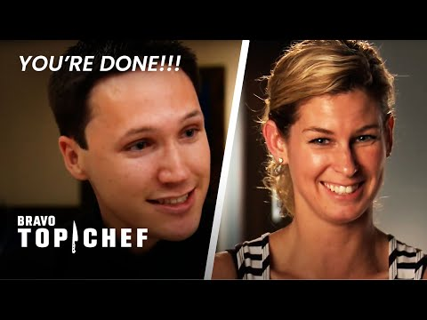 BRUTAL Eliminations (Part 2) | Top Chef
