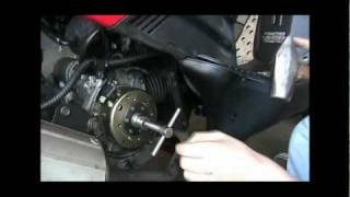7. How To Fix (Replace) A GY6 Flywheel, Cdi, Stator, and Magneto