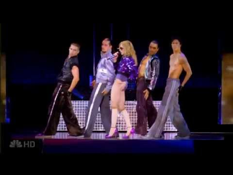 Madonna - Hung Up - Live At The Confessions Tour Hd