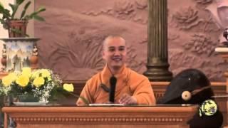 Đức Phật với Thiên Nhiên - Thầy. Thích Pháp Hòa (July 8, 2012)