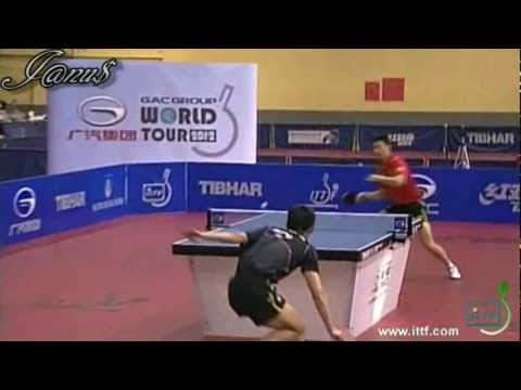 2012 Slovenian Open (ms-f) MA LONG - ZHANG Jike [Full Match|Short Form]