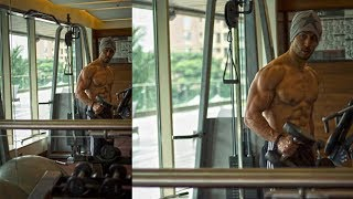 Tiger Shroff's Workout Regime For Baagi 2