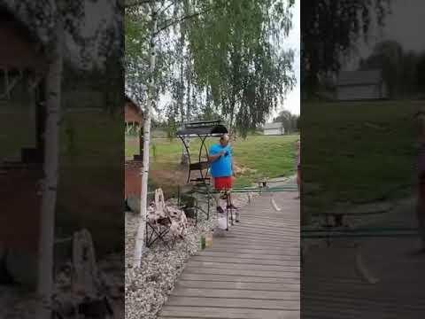 Видеоотчет о рыбалке за 29 июля 2021 г.