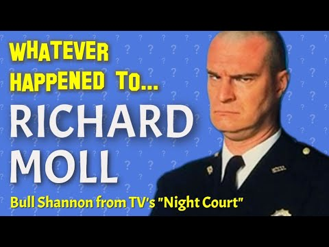 Whatever Happened to Richard Moll - Bull Shannon from Night Court