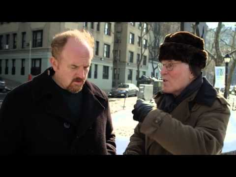Louie E10 S04 Charles Grodin about love