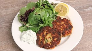 Salmon Burgers | Episode 1084 by Laura in the Kitchen