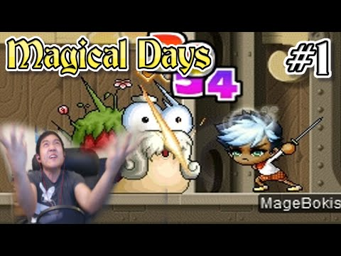 days - Time for another MapleStory series! Today... we start a magical mage. I hope you guys enjoyed and will stay tuned! :) -----------------------------------------------------------------------------...