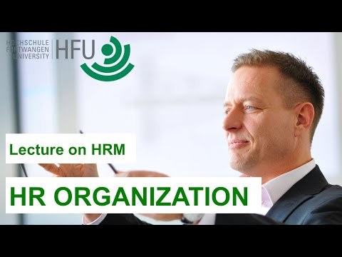 hr - What are central and local responsibilities in an international HR organization? How are responsibilities of an HR department changing? What are major roles/...