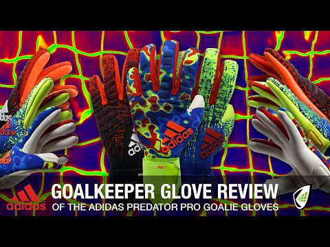 Adidas Predator Pro Goalkeeper Glove Review