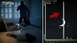 Video 5 Creepy Sounds Picked Up On Sleep Recording Apps MP3, 3GP, MP4, WEBM, AVI, FLV Mei 2019