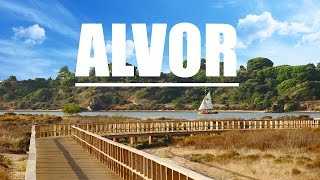 Alvor Portugal  city pictures gallery : Alvor Tour - Algarve - Portugal HD