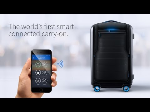 Bluesmart suitcase carry-on ($399)