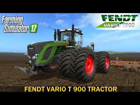 FENDT VARIO T v1.0