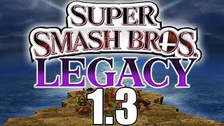 Happy Easter! Super Smash Bros. Legacy 1.3 Trailer is out – enjoy!