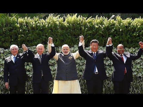 BRICS: Ενιαία στάση για τις απειλές της τρομοκρατίας στην παγκόσμια οικονομία