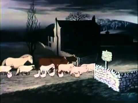 فيلم الكارتون الرائع مزرعة الحيوانات Animal Farm