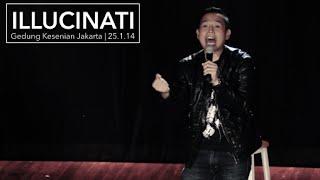 "Video Bit ILLUCINATI TOUR Jakarta - ""Wiranto & Hari Tanoe"" MP3, 3GP, MP4, WEBM, AVI, FLV Maret 2019"