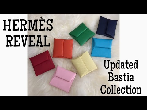 HERMÈS REVEAL // Updated Bastia Collection