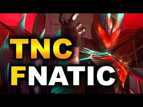FNATIC vs TNC - SEA GRAND FINAL - MDL Changsha MAJOR DOTA 2
