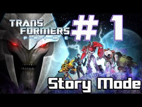 Transformers Prime - Complete Story and Multiplayer Mode. Check out my Playlists below for other Transformers Walkthrough's such as -- War for Cybertron, Fall of Cybertron and Da...