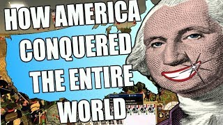 Video HOW AMERICA CONQUERED THE WORLD - Empire Total War MP3, 3GP, MP4, WEBM, AVI, FLV Maret 2018