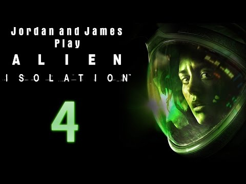 Jordan - Subscribe to The Creatures: http://bit.ly/tchsub Jordan and James decide to challenge their fate in Alien: Isolation! How long will they survive? Alien: Isolation Playlist: https://www.youtube.co...