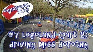 Legoland (part 2) - Driving Miss Dororthy