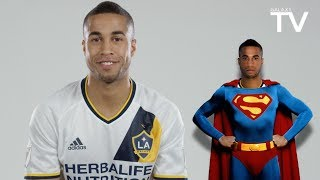 We asked LA Galaxy's newest signing, Pele van Anholt a series of important questions. Want to see more from the LA Galaxy? Subscribe to our channel at http://www.youtube.com/LAGalaxy.Facebook: http://www.facebook.com/lagalaxyTwitter: http://www.twitter.com/lagalaxyWant to check out a game? Visit http://www.lagalaxy.com to view upcoming matches and purchase tickets!