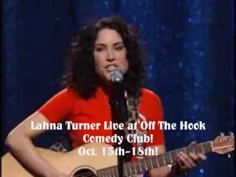 Tennessee Tramp and Lahna Turner Live at Off The Hook Comedy Club!