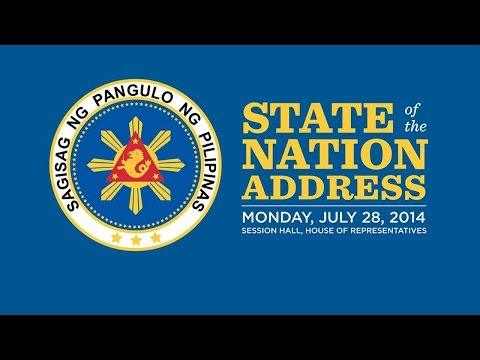State - Batasan Pambansa, Quezon City 28 July 2014.