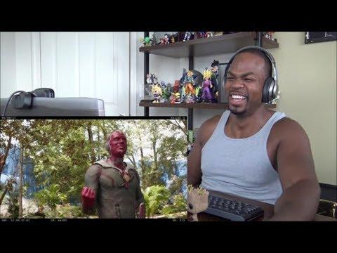 Marvel Studios' Avengers: Infinity War - Gag Reel #2 - REACTION!!!
