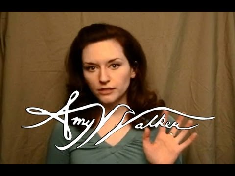 amiablewalker - How To Learn Any Accent A masterclass with actress and dialect coach Amy Walker (of 