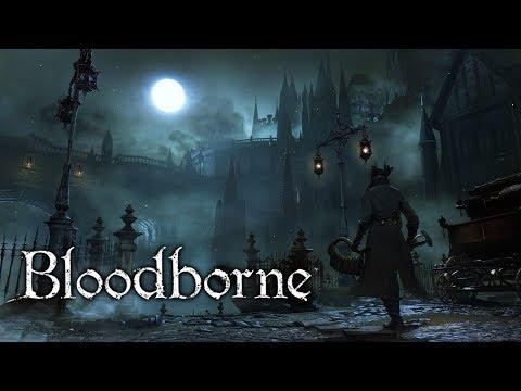 Bloodborne - FULL GAME WALKTHROUGH - No Commentary