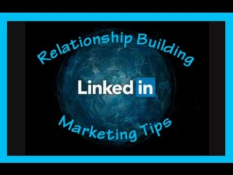 Danna Cruzan~Social Media Marketing Tip~Using Linked In ~Relationship Bldg & Marketing