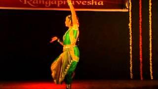 Manasa Nagaraj Bharatanatyam Videos