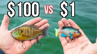 Video CHEAP vs EXPENSIVE Swimbait Fishing CHALLENGE!!!! MP3, 3GP, MP4, WEBM, AVI, FLV Agustus 2018