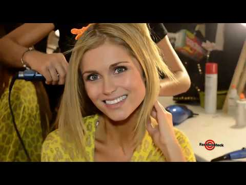 Cia Maritima Swim – 2013 – Backstage sneak peak with beautiful brazilian bikini models