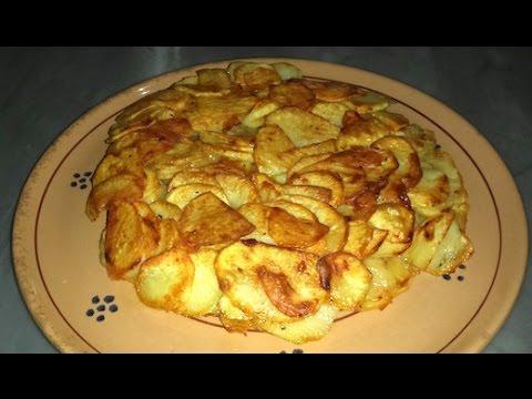 frittata di patate alla calabrese - ricetta