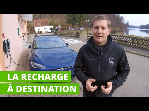 La recharge à destination