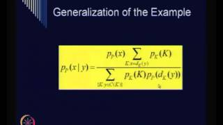 Mod-01 Lec-07 Shannons Theory