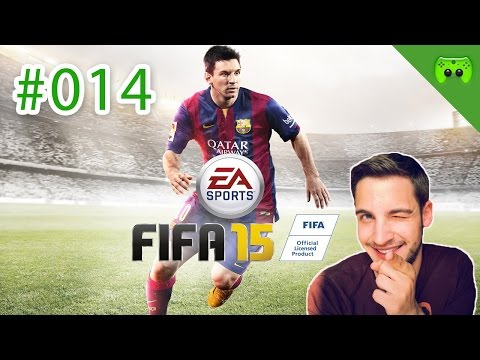 FIFA 15 Ultimate Team # 014 - Schwarzes Monster «» Let's Play FIFA 15 | FULLHD