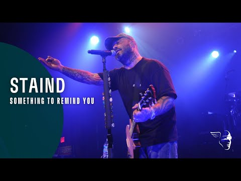 remind - For more info - http://www.eagle-rock.com/artist/staind/#.U-sp4ThwYdU http://smarturl.it/StaindSuncddvdbluray Filmed at the Mohegan Sun Arena in Connecticut ...